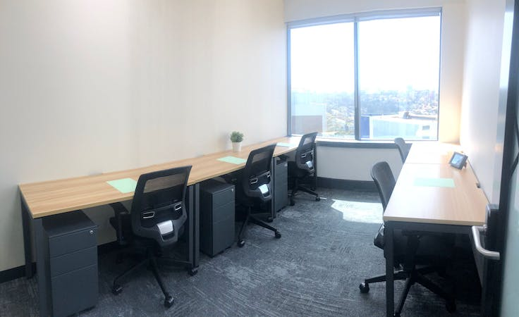 5 person, private office at North Sydney, image 1