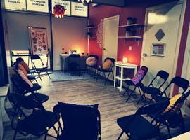 The fit everyone room, workshop at White Stone Massage, image 1
