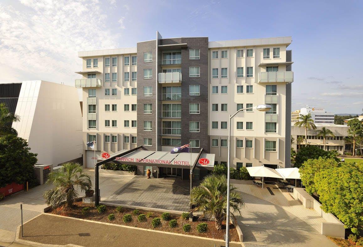 Limestone Room, meeting room at Metro Hotel Ipswich International, image 6