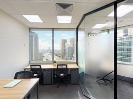 6 Person Office with a view, private office at Compass Offices Barangaroo, image 1