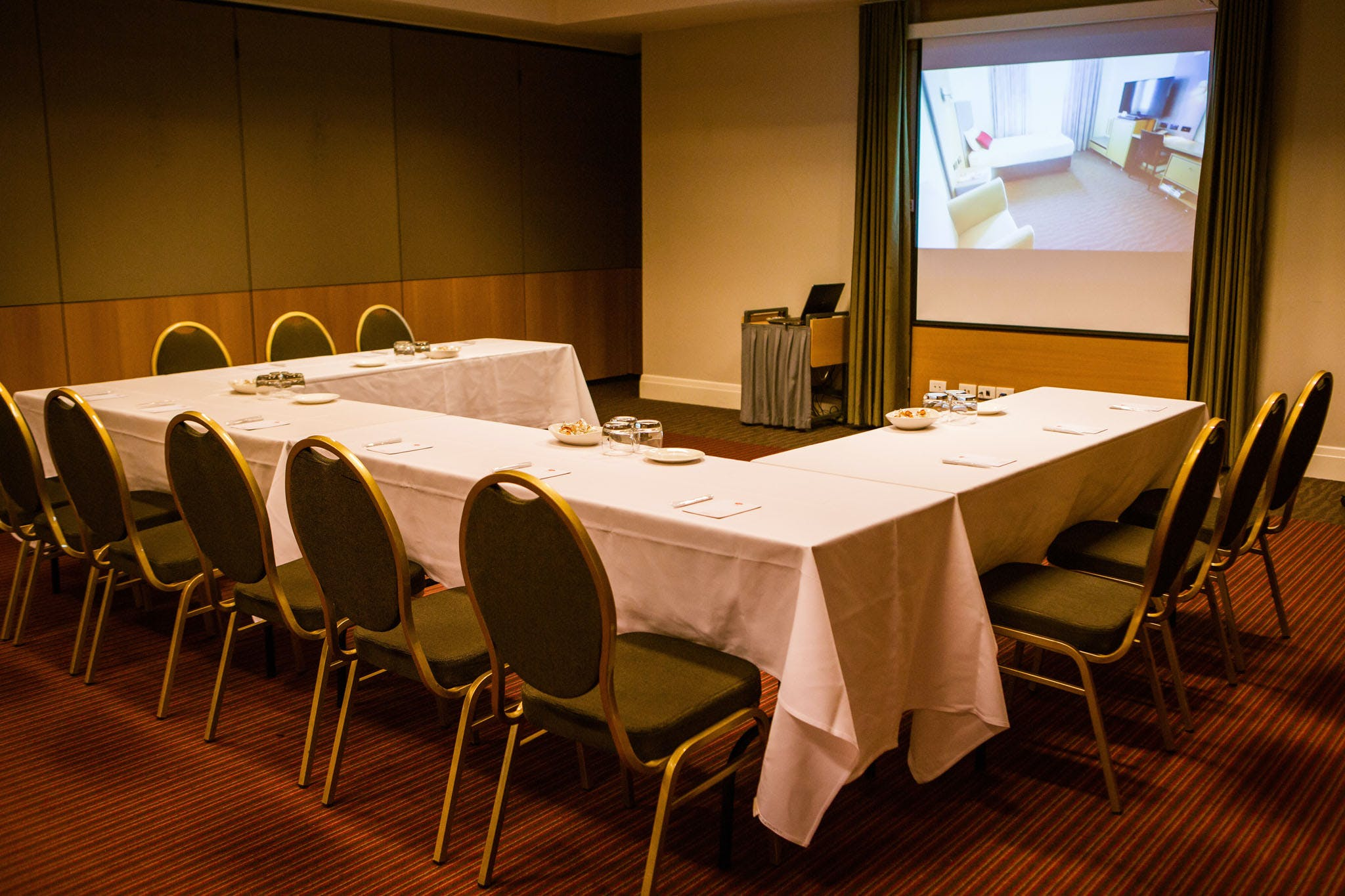 Amberley Room, meeting room at Metro Hotel Ipswich International, image 1