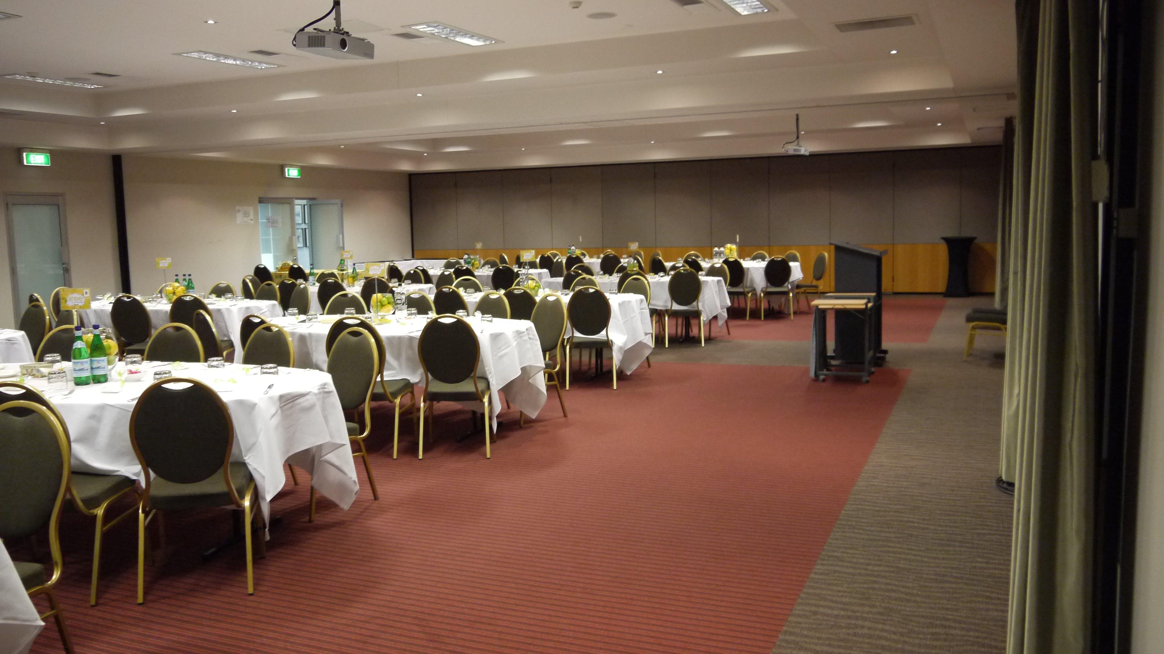 Booval Room, meeting room at Metro Hotel Ipswich International, image 1