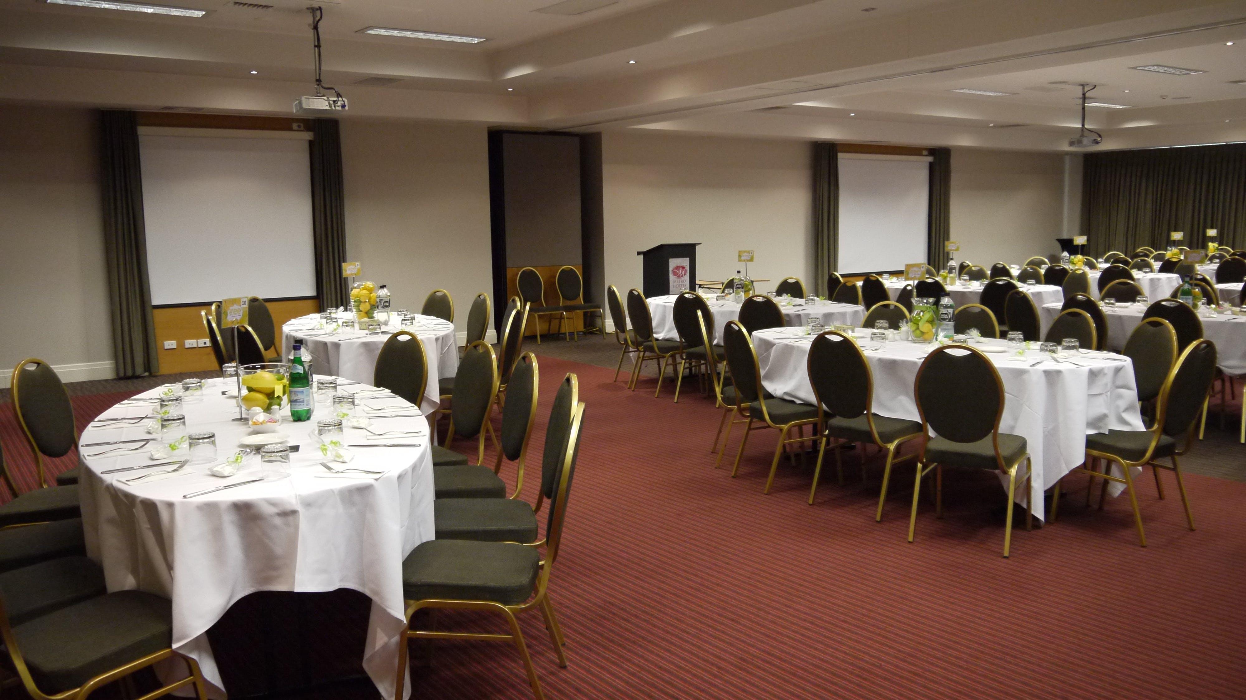 Karalee Room, meeting room at Metro Hotel Ipswich International, image 1
