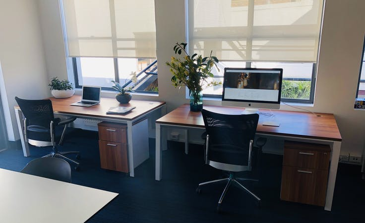 Private Office fro 8 people including two rooms, serviced office at Bay Street Offices, image 1