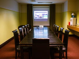 Bundamba Boardroom, meeting room at Metro Hotel Ipswich International, image 1