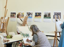 Classrooms, creative studio at Midland Junction Arts Centre, image 1