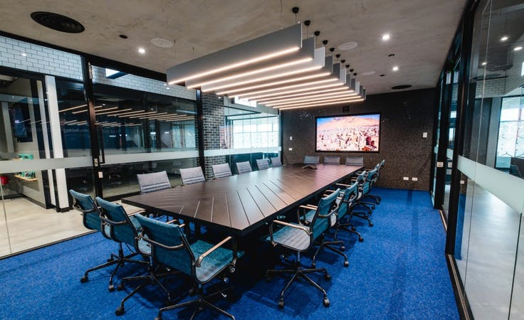 Laneway Boardroom, meeting room at Waterman Caribbean Park, image 1