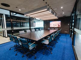 Laneway Boardroom, meeting room at Waterman Caribbean Park, image 1