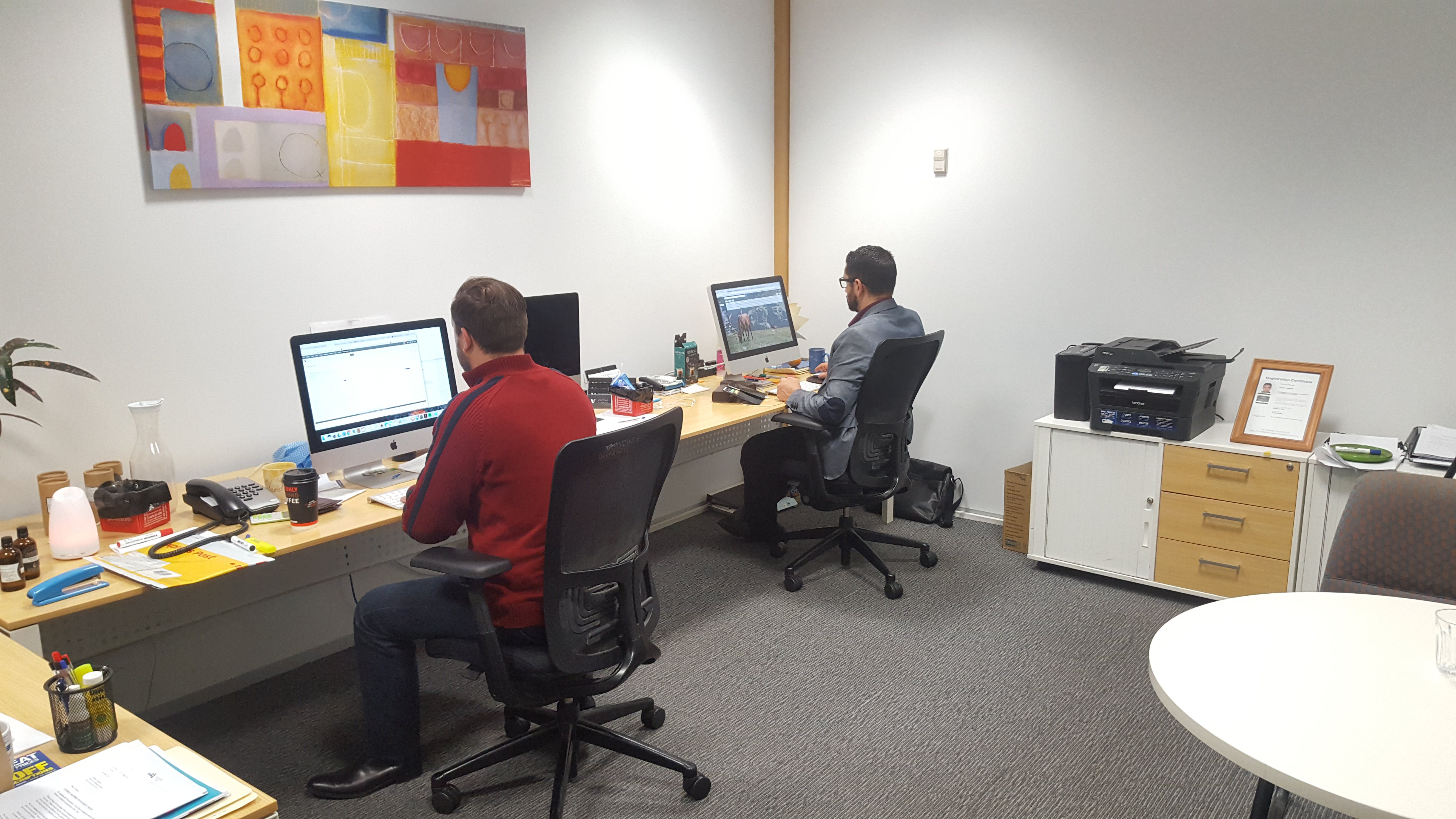 Private office at Waterfront Place, image 2