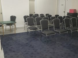 The Ternary Room, multi-use area at Sandra's Music School, image 1
