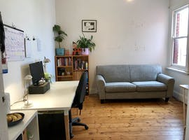 Shared office at Light filled Studio Upstairs on High Street, image 1