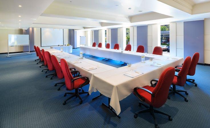 Bayview Room, meeting room at Metro Mirage Hotel Newport, image 1