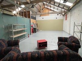 Studio 3 - Warehouse, creative studio at Castaway Studios - Podcasting Studio, image 1