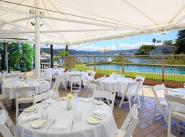 Sunny poolside terrace ideal for private functions, image 1