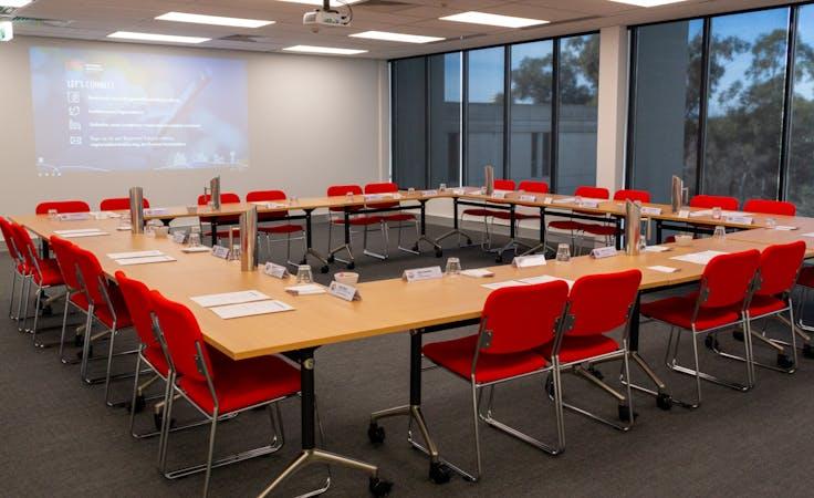 Events Space / Boardroom, meeting room at Regional Australia Hub, image 1