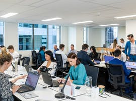 6 person, private office at Christie Spaces Adelaide Street, image 1