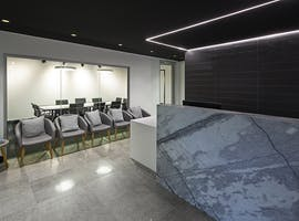 Corner Private Office in Prominent Location + Marble Reception and Corporate Boardroom, private office at 88 Commercial Road, image 1