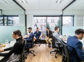 8 person, private office at Christie Spaces Queen Street, image 1