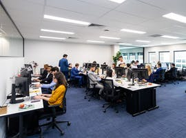 35 person, private office at Christie Spaces Walker Street, image 1