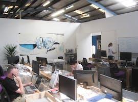 Studio #5, creative studio at Myrtle Street Studios, image 1