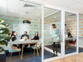 70 person, private office at Christie Spaces - 56 Berry Street, image 1