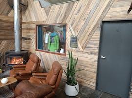 19m2 space  in serviced studio, multi-use area at Mycelium Studios, image 1