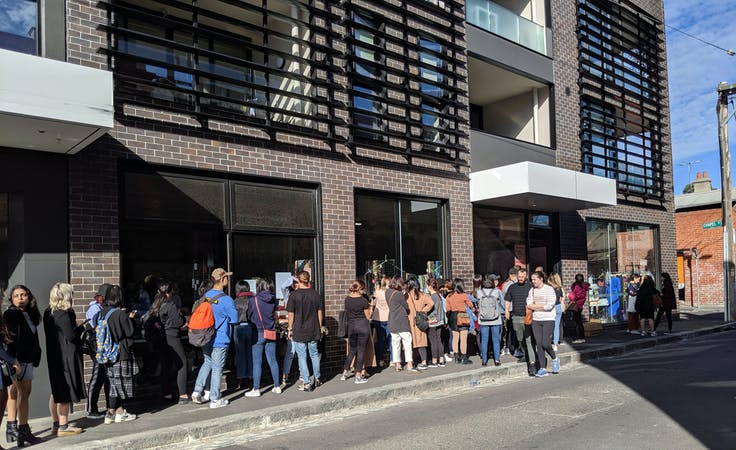 Shop 1 or 2, pop-up shop at Fitzroy Pop Up and Warehouse Sale, image 1