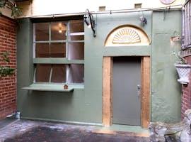 Victorian Industrial Studio and Workshop, creative studio at Artworks StK, image 1