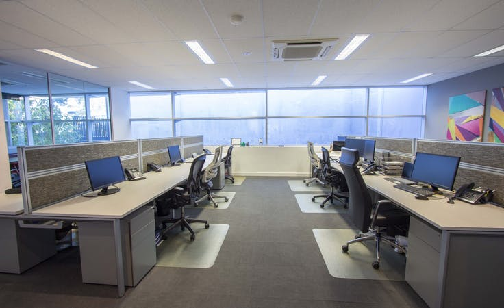 Furnished, private office at Modern Furnished Office in the Best Part of Rosebery, image 1