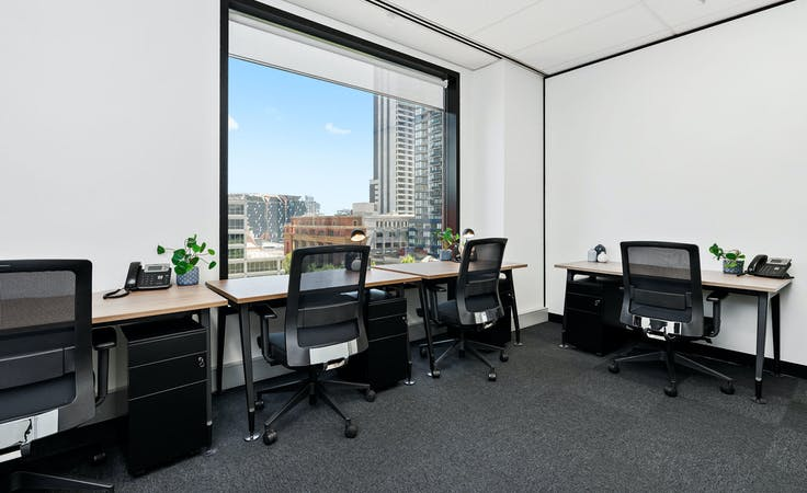 Level 6- Office 8, private office at 607 Bourke Street, image 1