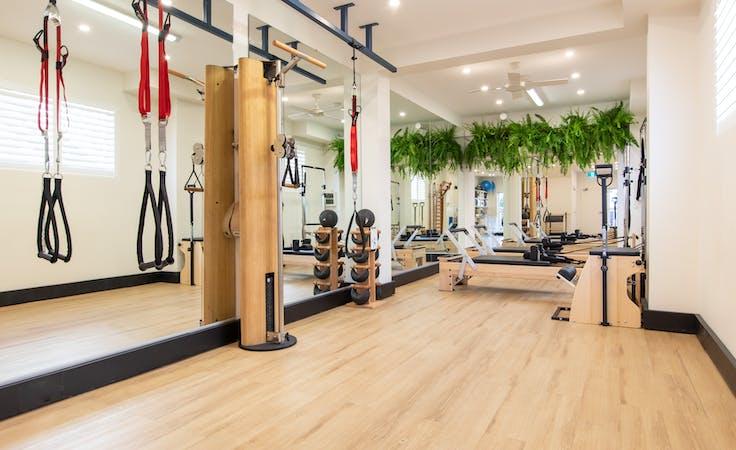 Haikoo, training room at Haikoo Fitness, image 1