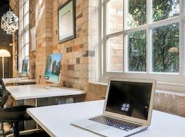 CoWork@Teneriffe, coworking at London Woolstores, image 1
