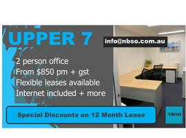Upper 7, serviced office at North Brisbane Serviced Offices, image 1
