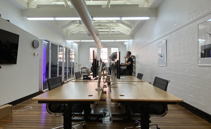 4 Dedicated Desks, shared office at Shared creative space in Sydney CBD, image 8
