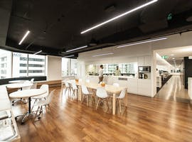UP TO x18 WORK STATIONS AVAILABLE, shared office at SUB-LEASE DESIGN STUDIO SPACE CBD, image 1