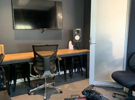 Production & Podcasting Suite, creative studio at Amazing Co-Working Office in the Heart of Paddington, image 1