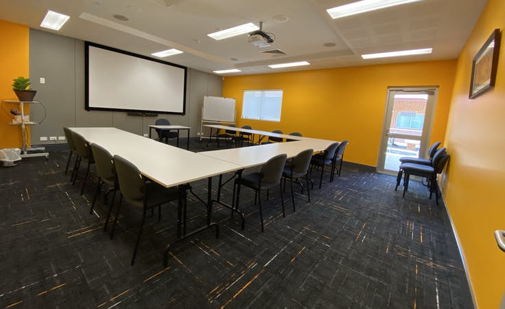 The Buzz Room, training room at Business Station Gosnells Incubator, image 1