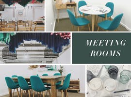 Trenta Board Room After Hours M-F 5-9 2hrs min, meeting room at Bridge Coworking Meeting and Event Space Geelong, image 1