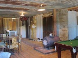 Rustic Woolshed, multi-use area at Valdara, image 1