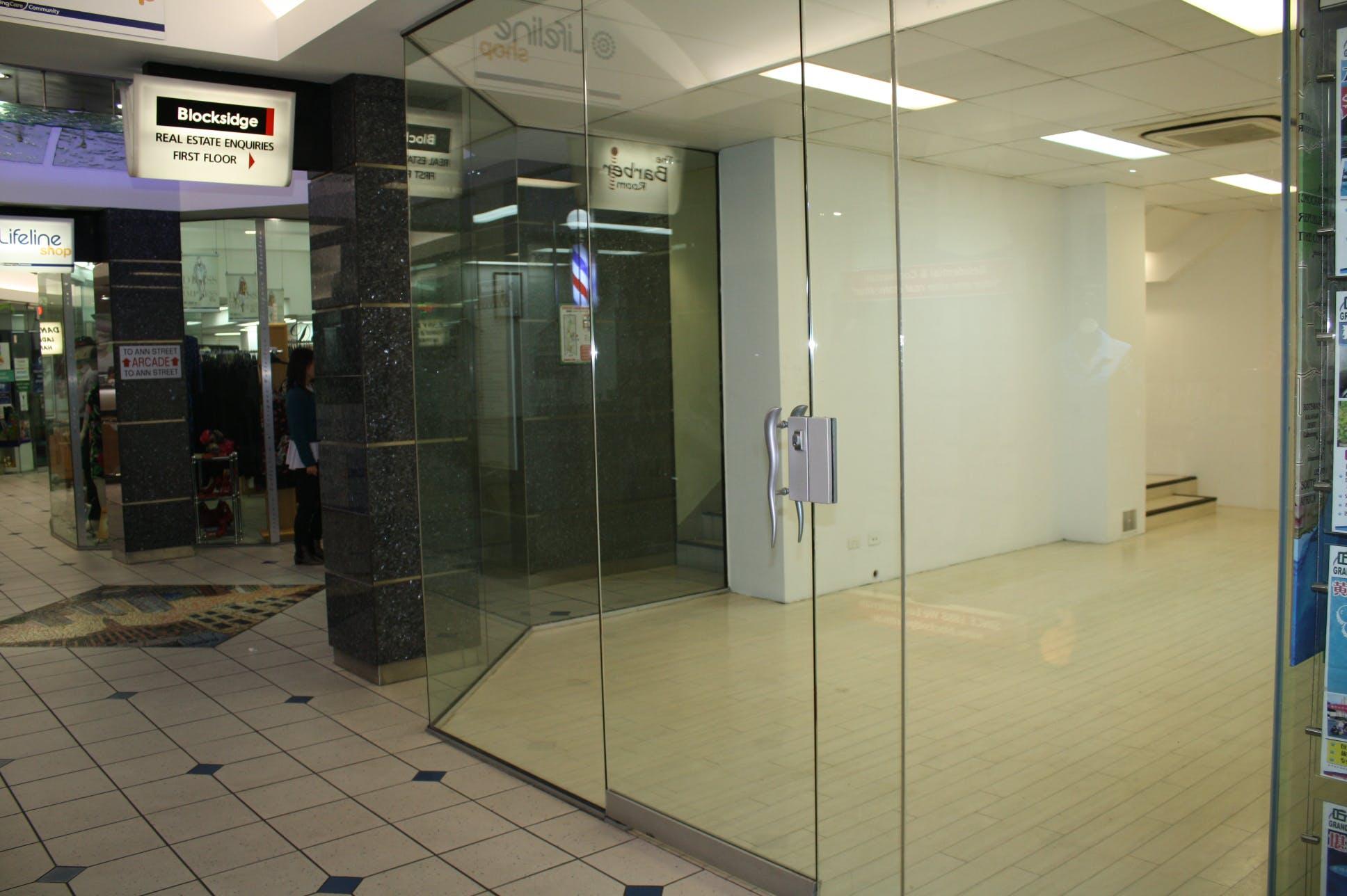 Shopfront at Blocksidge & Ferguson Arcade, image 1