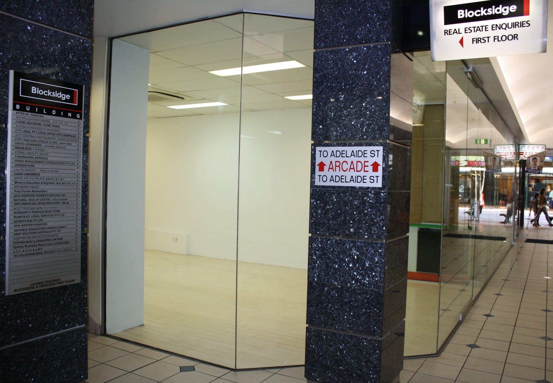 Shopfront at Blocksidge & Ferguson Arcade, image 2