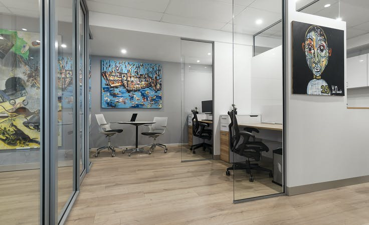Dunn Chambers, private office at EVOLVE, image 3