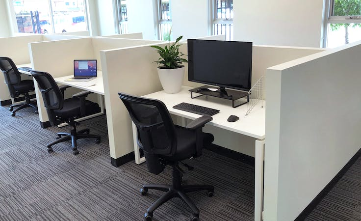 The East Wing, dedicated desk at The Glasshouse Co-Working, image 9