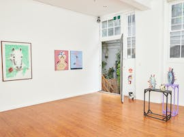 Gallery Room, gallery at Canteen Studios, image 1