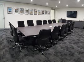 Boardroom, meeting room at Caravan Industry Association Western Australia, image 1