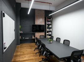 The Boiler Room, meeting room at Inspire9 Richmond, image 1