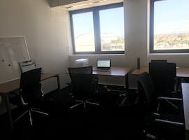 The Boardroom and Office, private office at Easts Tower Building, image 1
