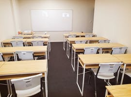 Room 5, workshop at Pre-Uni New College, image 1