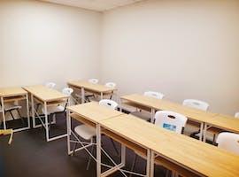Room 6, workshop at Pre-Uni New College, image 1
