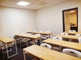 Room 7, workshop at Pre-Uni New College, image 1